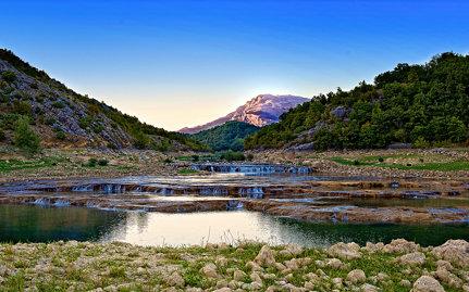 Cetina river