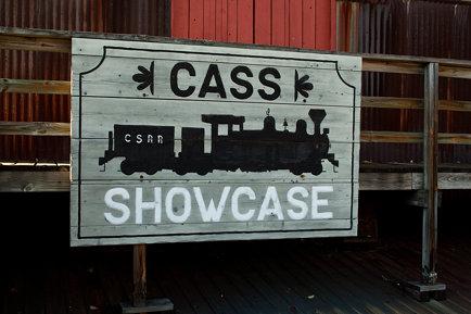 Cass Railroad park