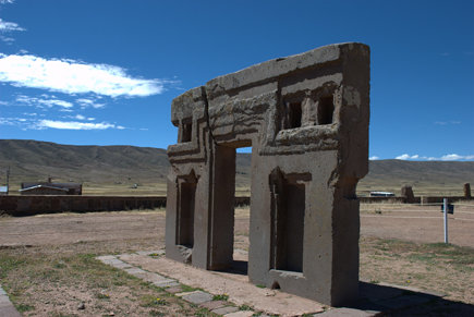Gate of the Sun