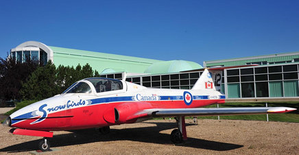 1964 Canadair CL-41 Tutor