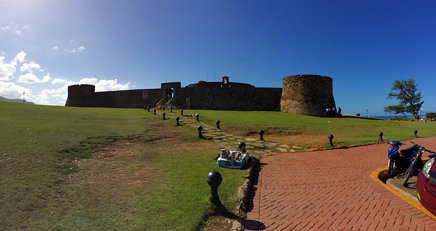 Puerto plata, Fortaleza San Felipe