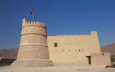 Al Bithnah Fort, Fujairah 2
