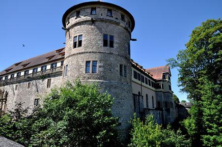 Tubinga (Alemania). Schloss Hohentübingen