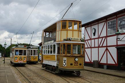 Strassenbahnmuseum Skjoldenæsholm