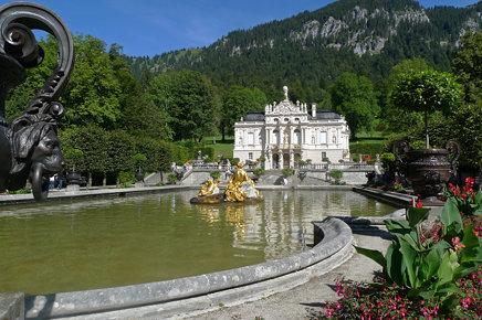 Germany - Bavaria, Linderhof Palace