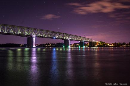 Lillebaelt bridge