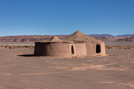 Atacaman Huts