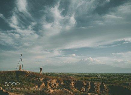Dvin ruins