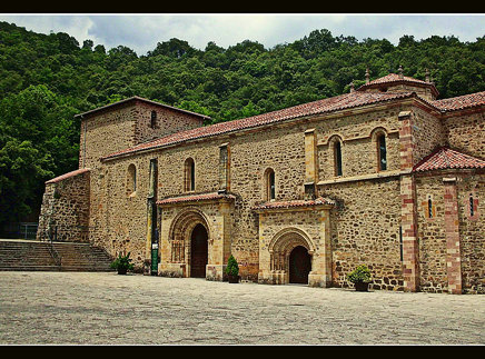 """"""" Monasterio de Santo Toribio de Liébana """""""