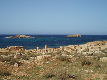Libya 2007 208 Apollonia