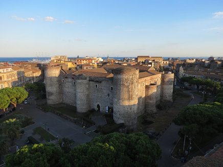 The fortress in the city