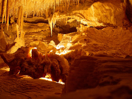 Kelly Hill Cave