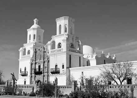San Xavier del Bac - Critiques Encouraged