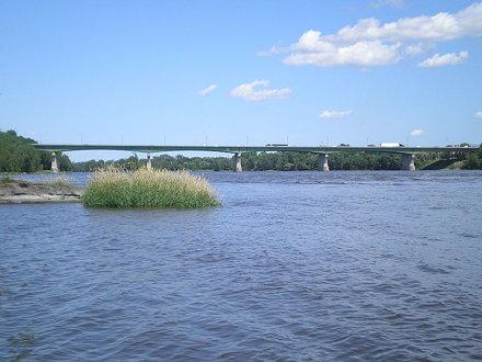 Pie IX Bridge