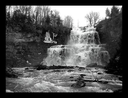 Chittenango Falls III