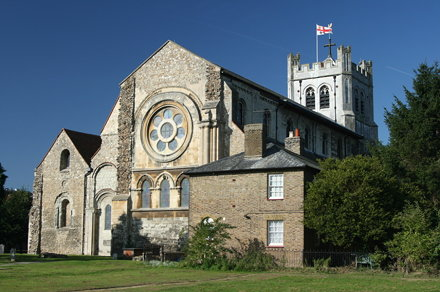 Waltham Abbey church, Bell Sunday