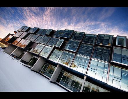 Perimeter Institute for Theoretical Physics (rear)