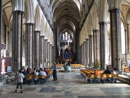 Salisbuy Cathedral