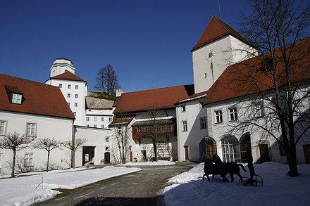 2010-02-25 Passau 022 Veste Oberhaus