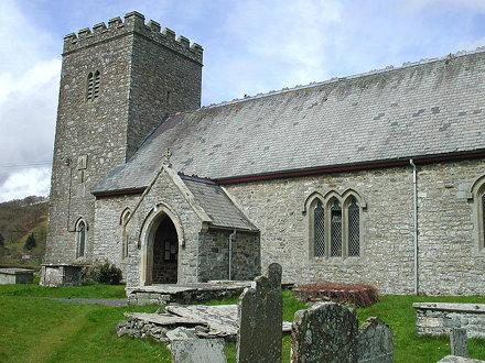St Afan's Church, Llanafan