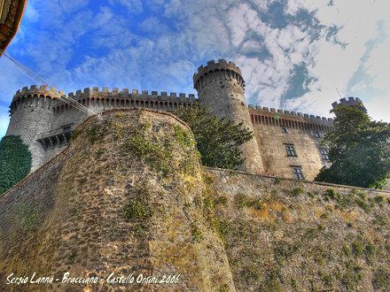 Bracciano - Castello Orsini