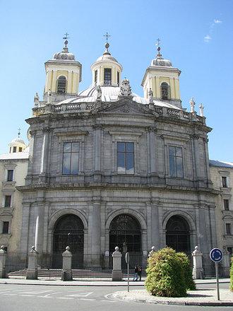 معرض للصور من San Francisco El Grande Basilica Madrid في Magerit