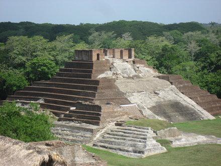 Amazing Comalcalco