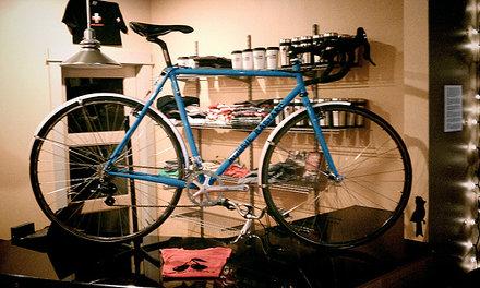 Aussie Bastard custom bicycle
