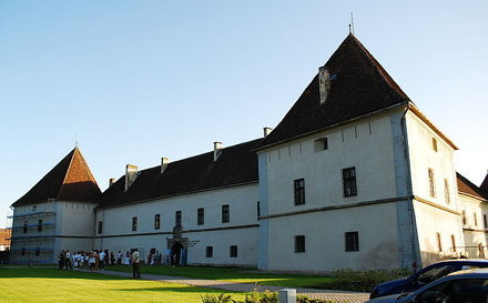 Mikó Castle
