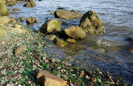 Glass Beach (Benicia, California)