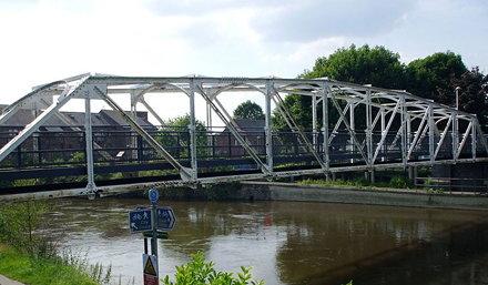 Oxford Footbridge