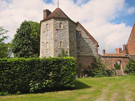 Greys Court - House