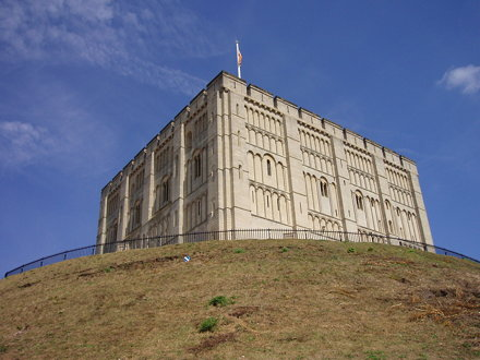 Norwich Castle, Norfolk, UK