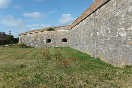 Fort Cumberland Portsmouth England