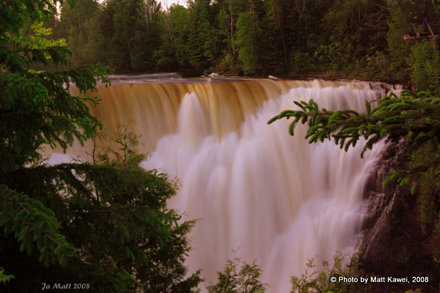 Kakabeka Falls, Thunder Bay