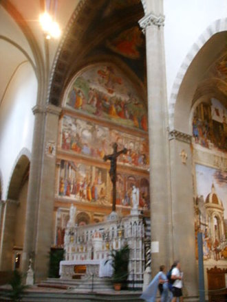 Tornabuoni Chapel