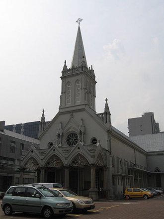 Church of Saints Peter and Paul, Singapore