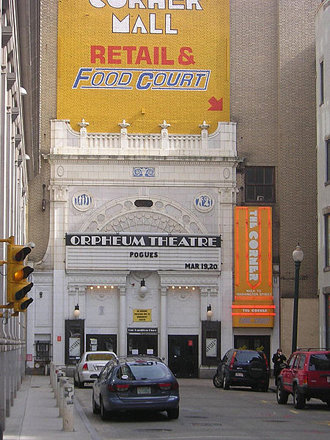 Orpheum Theatre (Boston, Massachusetts)