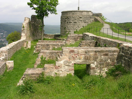 Bodenlaube castle