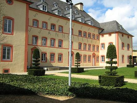 Bettange-sur-Mess Castle