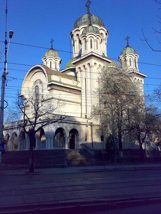 Biserica Manastirea Casin