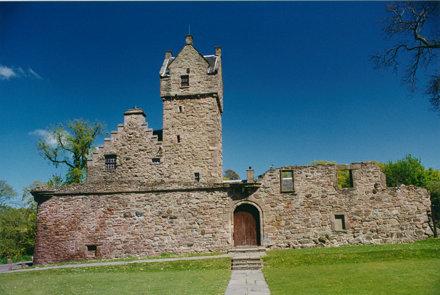 Fintray Castle Dundee