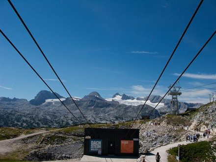 Salzkammergut - Dachstein (Trekking) [001]