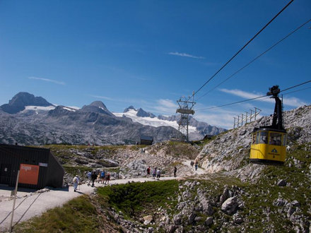 Salzkammergut - Dachstein (Trekking) [002]