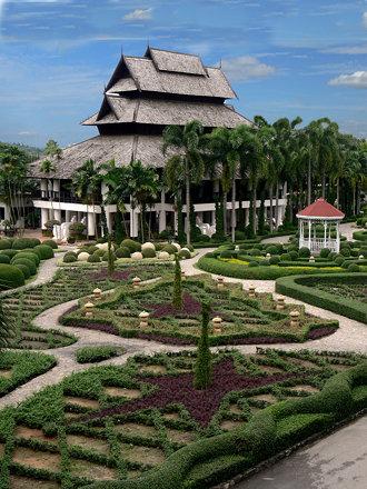 Nong Nooch Gardens, Pattaya, Thailand