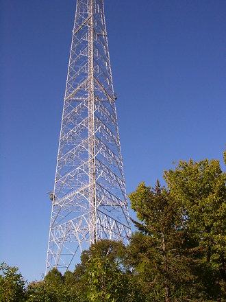 TV Tower, Shorewood, Wisconsin