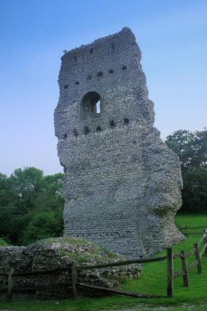 Bramber Castle Ruin
