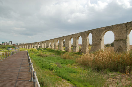 Aquädukt, Larnaka