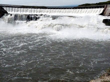423 Montana, Great Falls, The Great Falls Of The Missouri