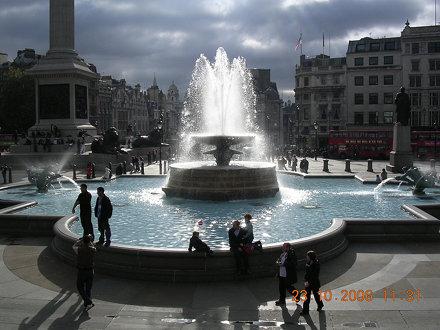 Trafalgar Square.....(EXPLORE#120)